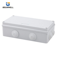 200*100*70 ABS+PVC Waterproof Electrical Plastic Junction Box