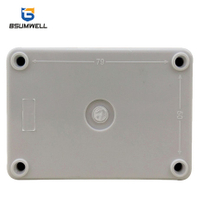 Plastic Waterproof Electrical junction box