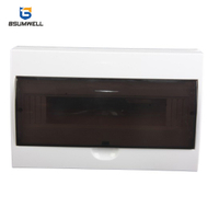 PS-TSM-15WAYS Waterproof Surface Distribution Box