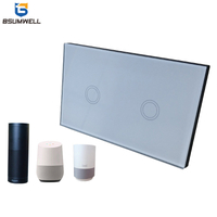 PS-US02 type WiFi wall switch