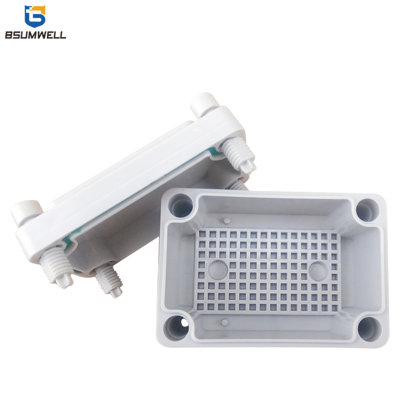65*50*55mm IP65 ABS PC Plastic Waterproof Electrical Junction Box