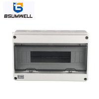 PS-HT-15ways Waterproof 3 Phase 15ways Power Distribution Box