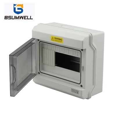PS-GDB-12ways Waterproof Plastic Distribution Box