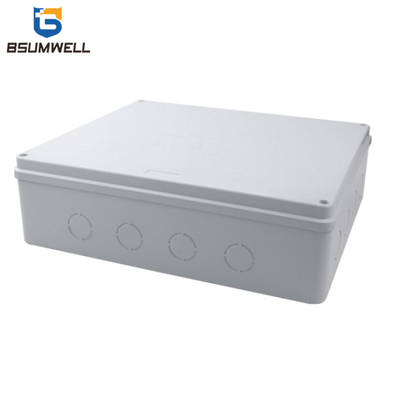 400*350*120mm ABS PC Plastic Waterproof Electrical Junction Box
