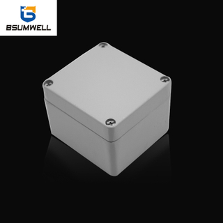 PS-AL101008 100*100*80mm IP68 Aluminum Junction Box