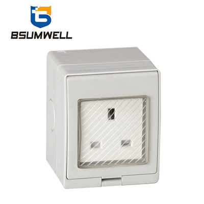 British Socket And Switch