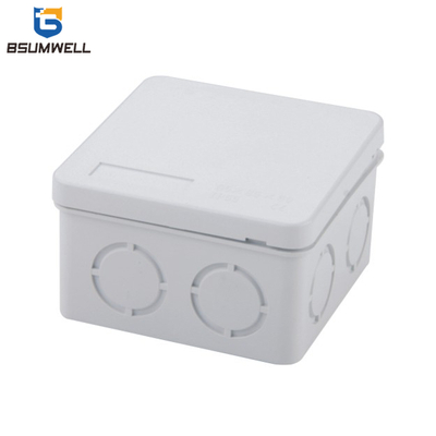 85*85*50mm ABS PC Plastic Waterproof Electrical Junction Box