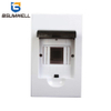 TSM-4ways Flush Type Waterproof Plastic 4 Way Distribution Box
