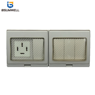 PS-TP4S Three-Phase WATERPROOF SOCKET