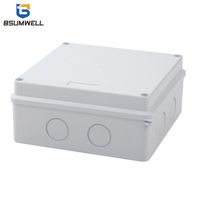 150*150*70mm ABS PC Plastic Waterproof Electrical Junction Box