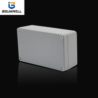 PS-AL110603 111*64*37mm IP68 Aluminum Junction Box