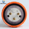 Australia Standard single phase 56P320 20amp 3 pin flat 250V 20A waterproof industrial plug with CE Approval